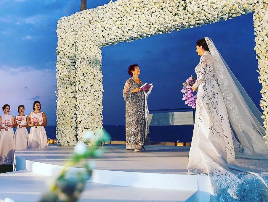 Burj Al Arab Hotel Wedding Dubai